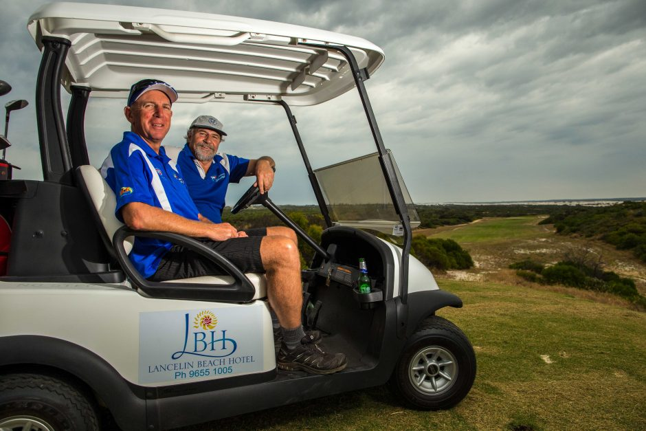 Lancelin Beach Hotel Golf Buggy