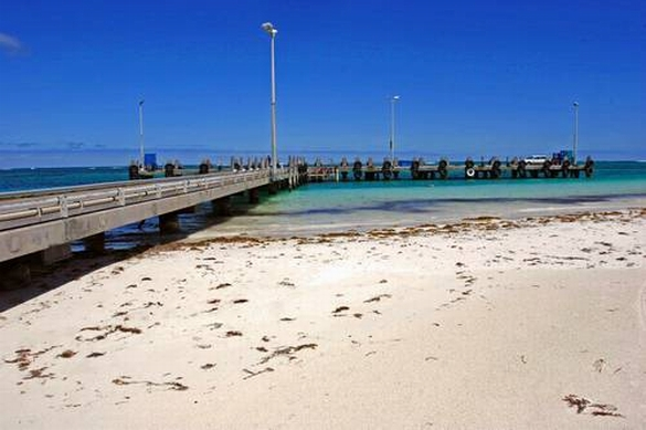 Lancelin Jetty