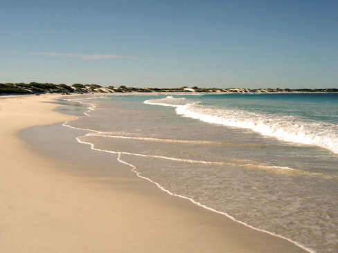 Lancelin Surf Beach